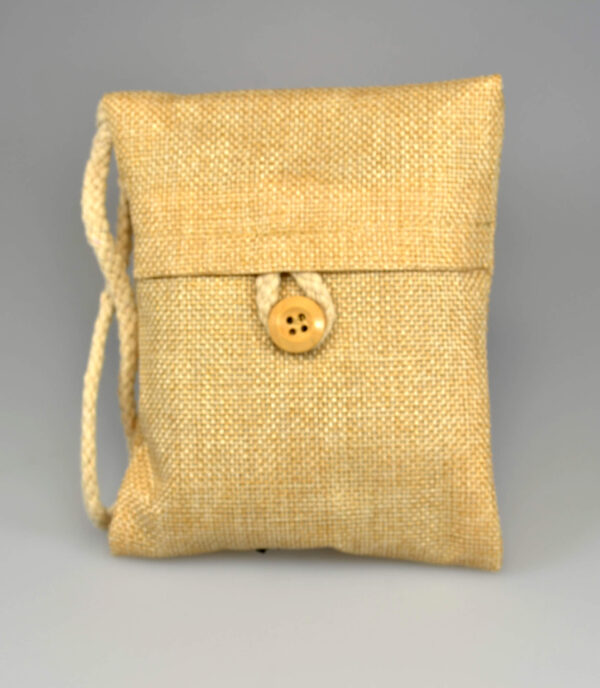 Sumi Pose med aktivt kul granulat fra japanske egetræ Beige